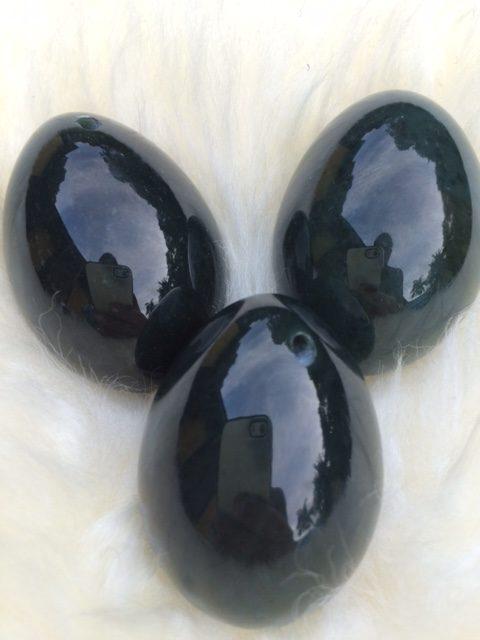 Nephrite Jade Yoni Egg